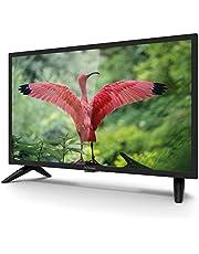 Strong SRT 24HC3023 24 inch televisie voor campers met DVB-T2 HD, zwart