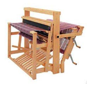 Schacht Standard Floor Loom - High Castle - Maple
