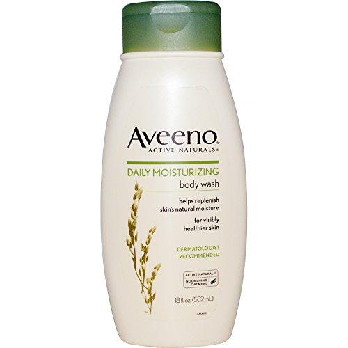 Aveeno Active Naturals Daily Moisturizing Body Wash 532mL - 2