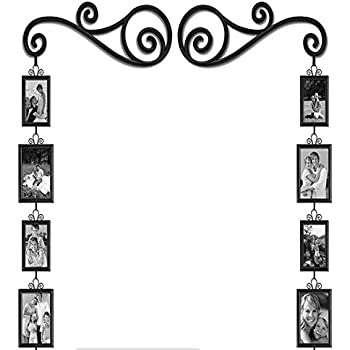 Amazoncom Around The Door Picture Frame Sets 12 Piece For Wall