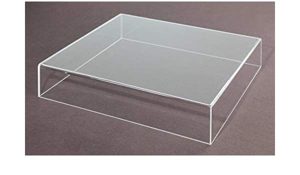 Cubierta Tocadiscos para Luxman Pd 288 Capucha Dust Cover Hood IN ...
