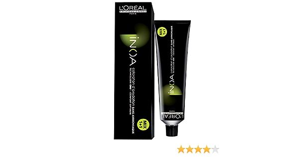 LOreal Professionel Inoa - Tinte para el cabello (60 g), color marrón y beige