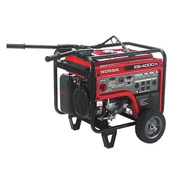 Amazon.com : Honda 655770 4, 000 Watt Industrial Portable Generator