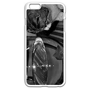 Black White-Cases For IPhone 6 Plus By Colorful/special Design Cases