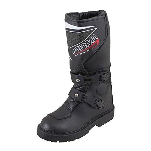 ARMR Moto Kids Motocross Boots EU 38/UK 5 (A814038)