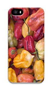 Bellpeppers Custom iPhone 5s/5 Case Cover Polycarbonate 3D by runtopwell