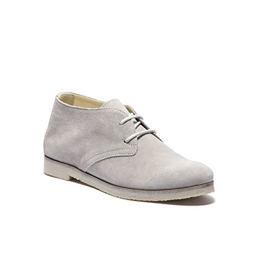 Easy'n Rose Ankle Boots Shoes 403-001 for Woman Grey CRk4ogeuZB
