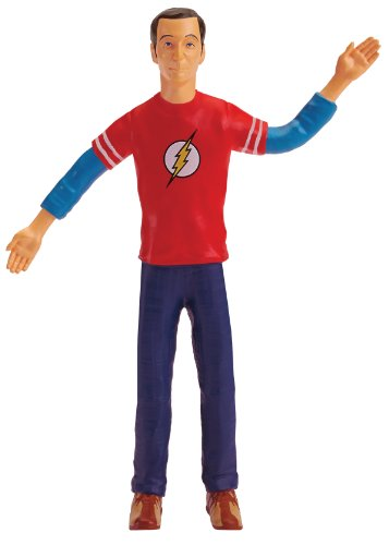 The Big Bang Theory Dr. Sheldon Cooper 6-Inch Figure