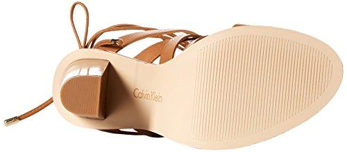 Calvin Klein Panelope Toscana Donna Pelle Sandalo
