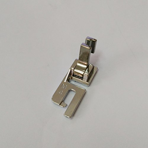 Honeysew Presser Foot Universal Hinged Low Shank 4Mm Felling Fit Brother New Singer Janome Toyota Juki   P60960