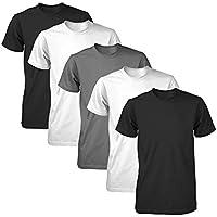 Kit 5 Camisetas Básicas Fitness Part.B Masculina