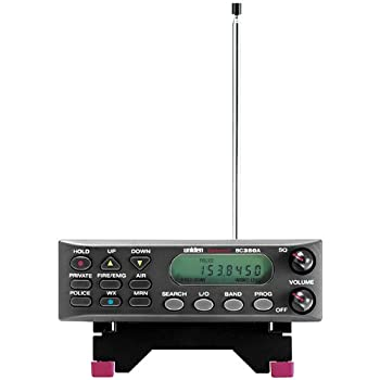 Uniden Bearcat 350a 50 Channel Mobilebase Radio Scanner 0
