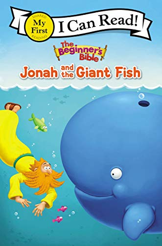 The Beginner's Bible Jonah and the Giant Fish (I Can Read! / The Beginner's Bible)