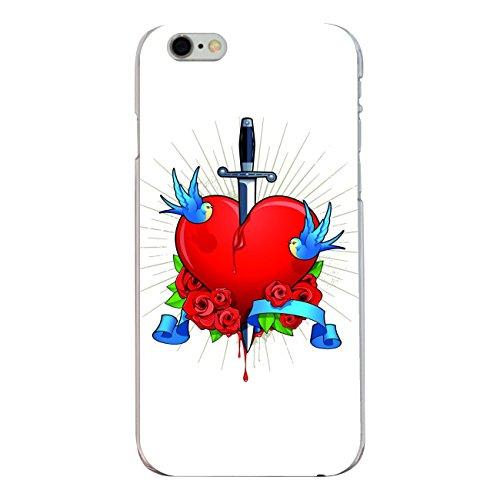 "Disagu Design Case Coque pour Apple iPhone 6 Housse etui coque pochette ""Gebrochenes Herz"""