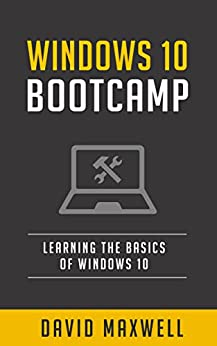 Windows 10 Bootcamp Ultimate Beginners ebook product image