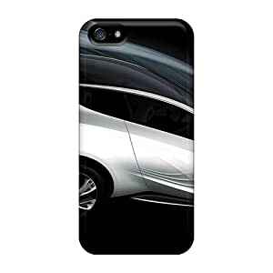 New Premium Flip Case Cover Mazda Kazamai Concept 5 Skin Case For Iphone 5/5s