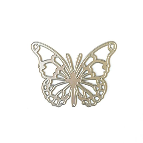 Doric Metal Cutting Dies Butterfly Stencils for Card Making Scrapbooking Embossing DIY Crafts