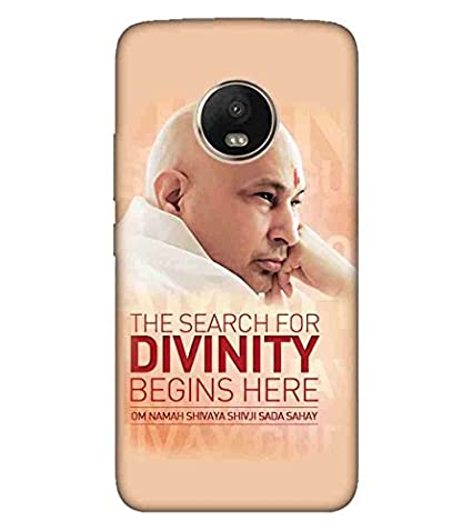 For Moto G5, G5 Plus divinity Printed Cell Phone Cases