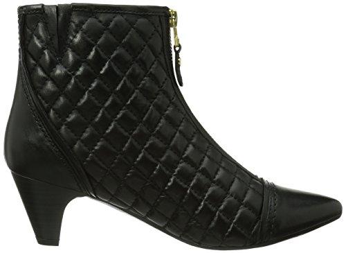 Marita Damen Marc Schwarz Black 100 Shoes Stiefel Kurzschaft qHC5xwEC