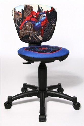 De Enfant Topstar Spiderman Chaise Bureau Motif Pour m8nvN0Ow