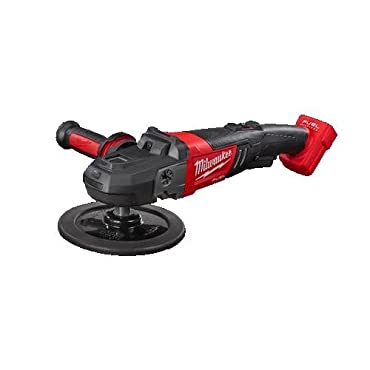 Milwaukee 2738-20 M18 FUEL Li-Ion Brushless Cordless 7 Variable Speed Polisher (Tool-Only)