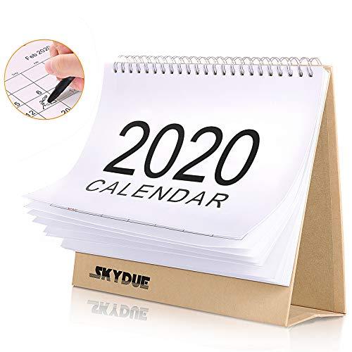 Skydue Desk Calendar 2019-2020 8