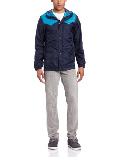 55DSL by Diesel Men's Janora west Jacket, Blue, Medium (55dsl Jacket)