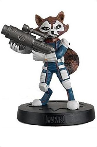 Marvel Fact Files Cosmic Special #1 Rocket Raccoon