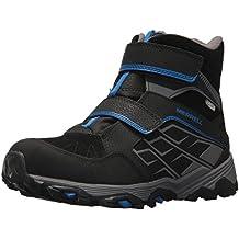Merrell Moab Fst Polar Mid A/C Waterproof Hiking Boot (Little Kid/Big Kid)