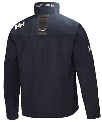 Navy Midlayer Helly Crew 597 Giacca Blu Hansen fqEnZwAEYx