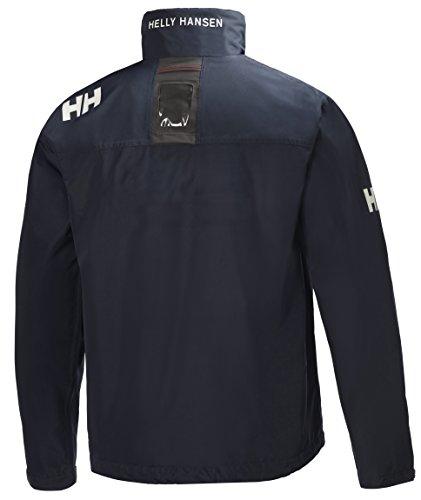 Hombre Azul Navy Jacket Helly Chaqueta azul Midlayer Crew Hansen wYpxBBzq8X
