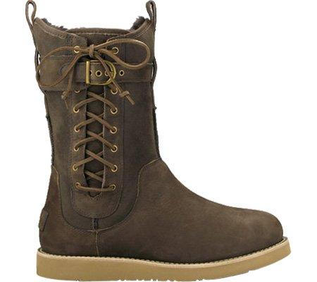 UGG Australia Womens Amelia Boot Chocolate Size 5 hJrhp