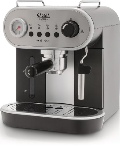 Gaggia Carezza Deluxe Espresso coffee Machine - RI8525|08