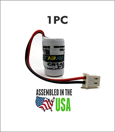 CR14250SE-AB Replacement Battery for MICROLOGIX 1100 for sale  Delivered anywhere in USA
