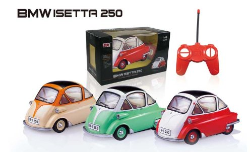 mideatech 1 18 bmw isetta 250 radio remote control car rc. Black Bedroom Furniture Sets. Home Design Ideas