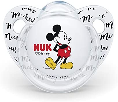 NUK 10175210 Disney Mickey Mouse Trend Line Chupete ...