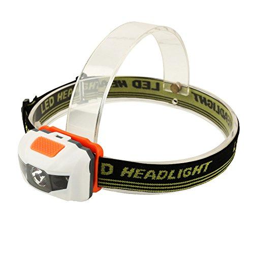Your Supermart LED Headlamp Flashlight 600LM Mini Super Bright Headlight R3+2LED 4 Modes Headlamp Head Light Torch