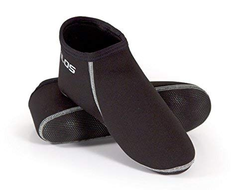 Tilos 3mm Neoprene Fin Socks for Scuba Diving, Snorkeling, Swimming, Watersports, Wading & Many More