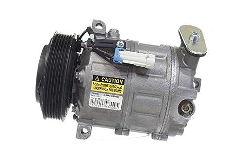 Alanko 551015 Compresor, Aire acondicionado