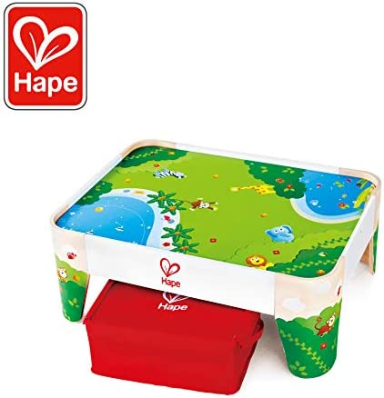 Hape E3823 Railway Play Table product image