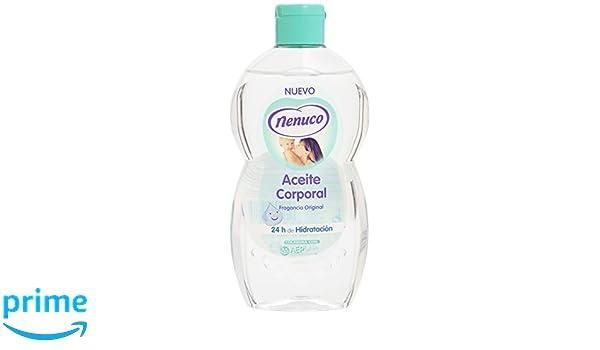 Nenuco Aceite Hidratante fragancia Original 400ml: Amazon.es: Amazon Pantry