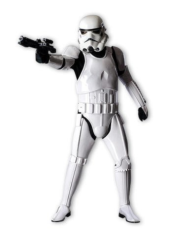 Star Wars Stormtrooper laptone