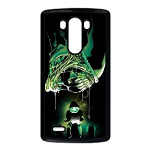 Lg G3 Case Black Alien Xenomorph Cell Phone Case Cover Q8Q8MM