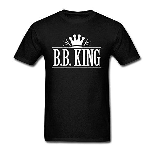 Ptshirt.com-131-Men\'s B B King Cotton DIY T Shirt-B01FQIGKRM-T Shirt Design