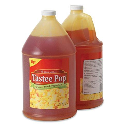 Gold Medal 2763 Tastee Pop 4X1 Gallons