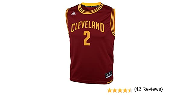... Kevin Love Minnesota Timberwolves Womens Replica Jersey - Slate Blue  Amazon.com NBA adidas Kyrie Irving Cleveland Cavaliers Youth Revolution 30  Replica ... c655db906