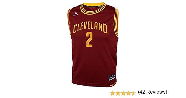 ... Kevin Love Minnesota Timberwolves Womens Replica Jersey - Slate Blue  Amazon.com NBA adidas Kyrie Irving Cleveland Cavaliers Youth Revolution 30  Replica ... b30196029