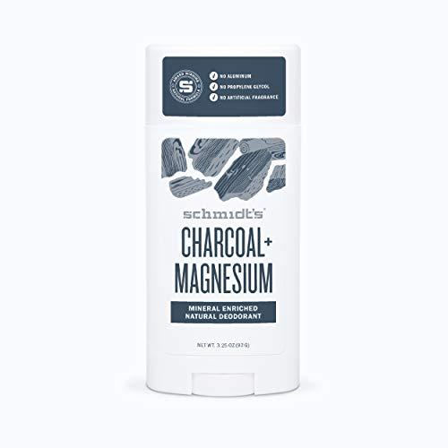 Schmidt's Natural Deodorant - Charcoal and Magnesium, 3.25 ounces