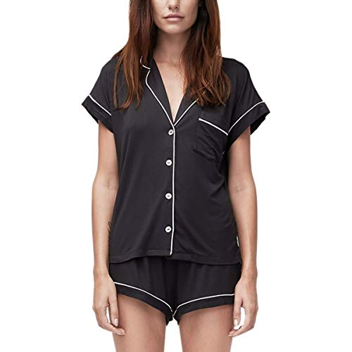 UGG Women's Amelia Set Knit, Black, L
