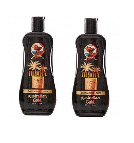 Dark Tanning Formula - 2 Pack Velocity + Biosine Complex Dark Tanning Formula